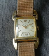 Lord Elgin hinged lug 1951 vintage beauty USA made