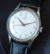 4782 omega cal 283 winder 1952 vintage original buckle a trebor 39 s vintage watches for Omega watch winder