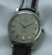 Longines All Guard Automatic 50's vintage