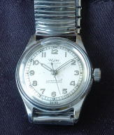 Wyler Incaflex 3/4 size wartime watch