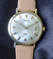 Longines Ultra-Chron automatic circa 1960's