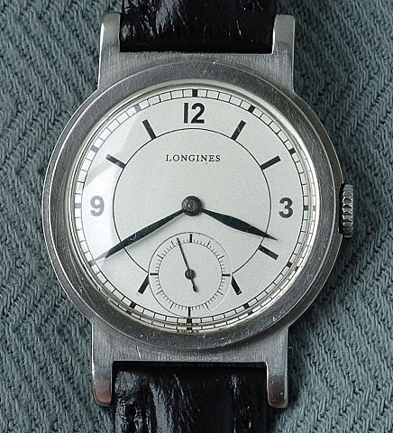 Unusual Vintage Longines circa 1936