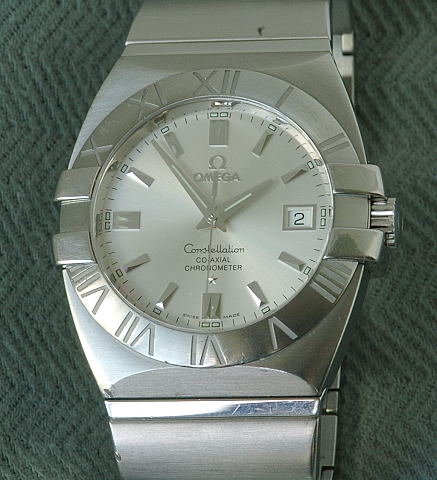 Omega Constellation Double Eagle Price