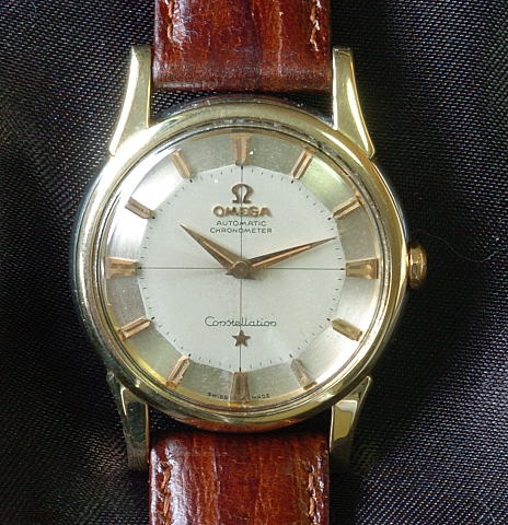 Omega Constellation Automatic Chronometer Vintage