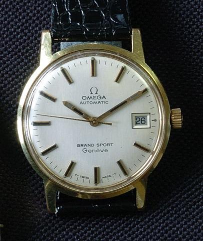 5033 omega grand sport 232 ve automatic c 1969 a