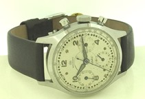 Wakmann triple register Chronograph - 50's vintage