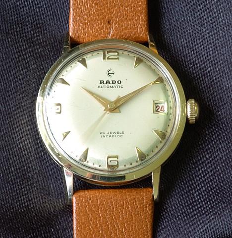 Vintage RADO Gold Watch