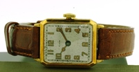 Antique Elgin 1920's vintage wrist-watch