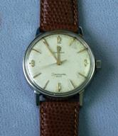 Omega Seamaster 600 stainless steel winder