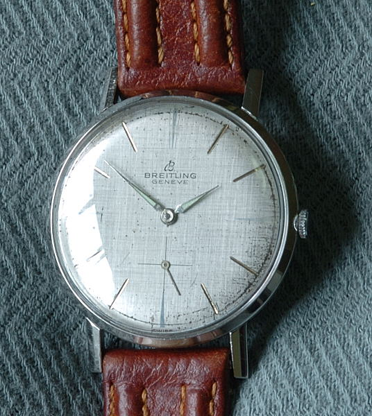 Часы breitling инструкция