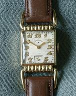 Lord Elgin swivel lugs driver's watch circa mid 40's vintage