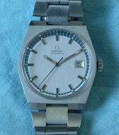 Omega all steel automatic with date late 70's