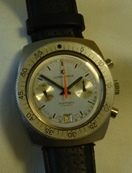 Junghans Olympic chronograph - 1972 Munich Olympics