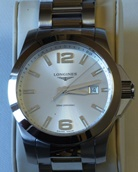 Longines Conquest 41 mm Quartz