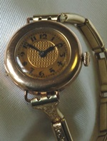 Antique Mars lady's watch circa 1920