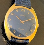 Roamer Pall Mall, Manual Wind Slim Profile, circa 1960/70's