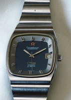 Omega Constellation f300 Hz TV screen Electronic