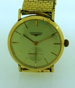 Longines manual winder circa 1960