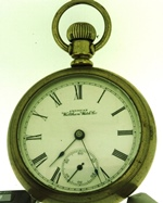 Waltham American Pocket Watch circa 1891