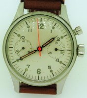 Canadian DND Military issue Breitling mono pusher chronograph circa 1969