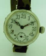 Rolex Trench Watch circa 1915