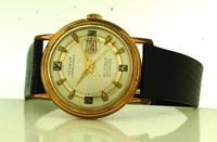 Geneva Superautomatic 25 Jewels Antichoc Nivaflex