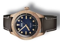 Oris Divers Carl Brashear - Bronze Limited Edition