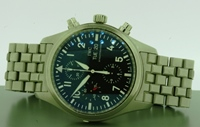 IWC Fliegeruhr Pilot's Chronograph in original box