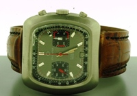 Candino chronograph by Dugena 1970's Vintage