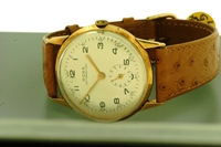 #5687 Doxa Anti-magnetique 14K Gold circa 1950