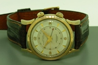 Croton Grenchen Nivada mechanical alarm watch circa 50's/60's