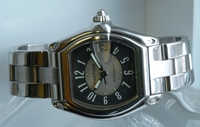 Cartier Roadster 2510 automatic circa 2002 - 2010