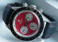 Wancher mechanical Chronograph - The Rising Sun