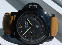 Tribuna Omaggio - big Italian made Panerai style wristwatch