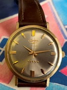 Longines Five Star Admiral - original dial - circa 1967