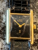 Must de Cartier Lady circa 1981
