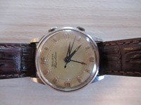 Bulova Wrist Alarm watch dating to 1958