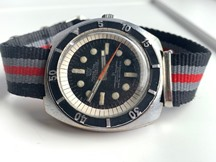 Marine Time diving style watch by Sicura