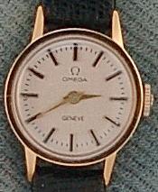 Ladies Omega Geneve