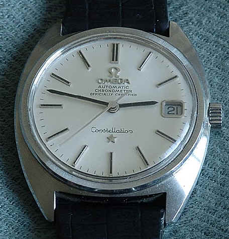 Omega Chronometer Officially Certified