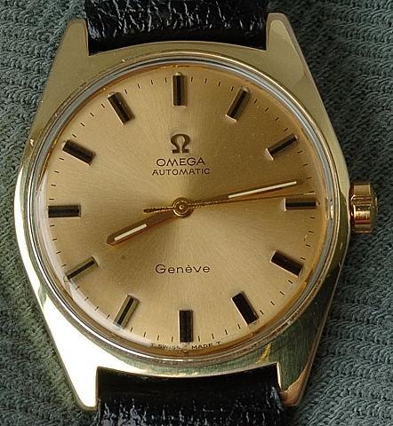 Omega Automatic Geneve 24 Jewels