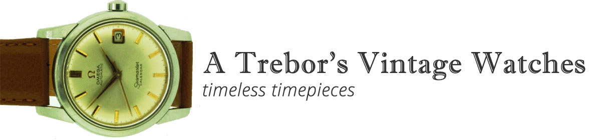 A Trebor's Vintage Watches
